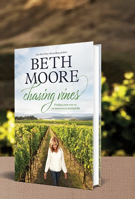 Chasing Vines book